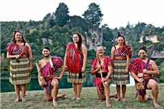 Experience our Māori Culture - Events and Function